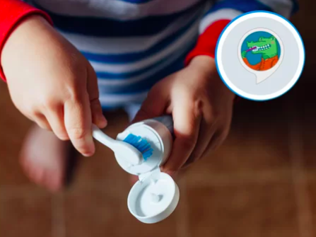 Tech That Can Improve Your Kids' Teeth Brushing