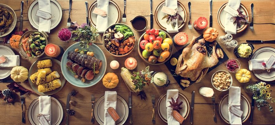 Food for thought: How your Thanksgiving dishes hurt/help your teeth